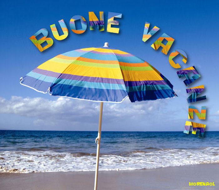 Buone Vacanze ƹӝʒ Morena